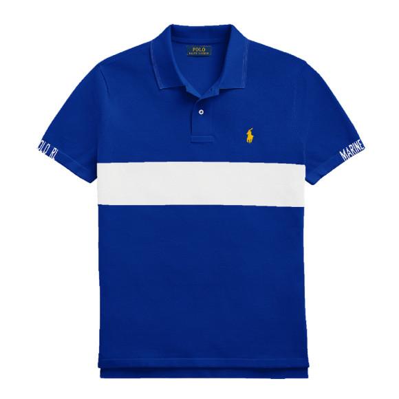 Пример цветовой комбинации футболки Polo Ralph Lauren