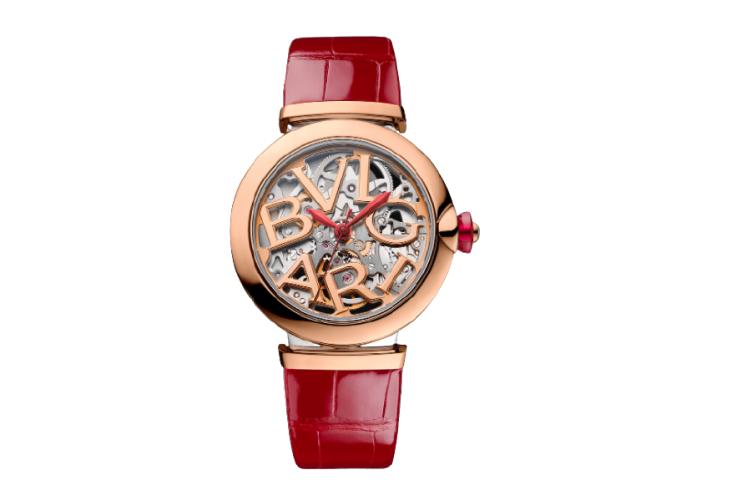 Часы Lucea Skeleton, Bvlgari, 853 000 руб. (ГУМ)