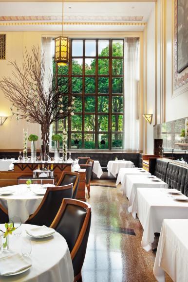 РесторанEleven Madison Park
