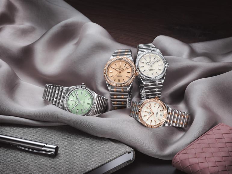 Часы из женской коллекции Chronomat Automatic 36, Breitling