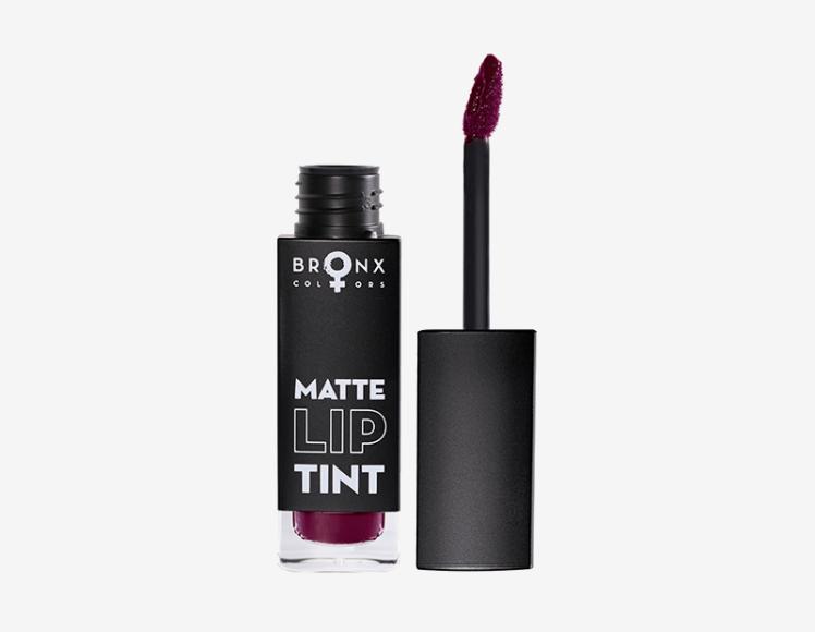 Матовый тинт для губ Matte Lip Tint, 13, Bronx Colors