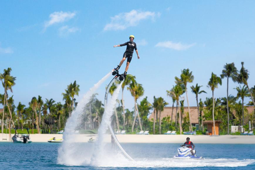 Спорт на воде