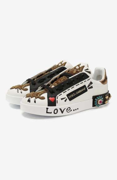 Кеды Dolce & Gabbana (ЦУМ)