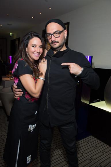 Ирина Чайковская и Кирилл Серебренников