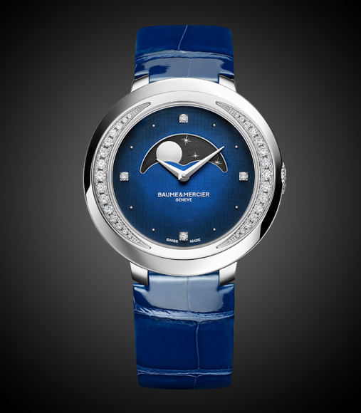 Promesse Moon Phase Watch, Baume & Mercier, 243 000 руб.