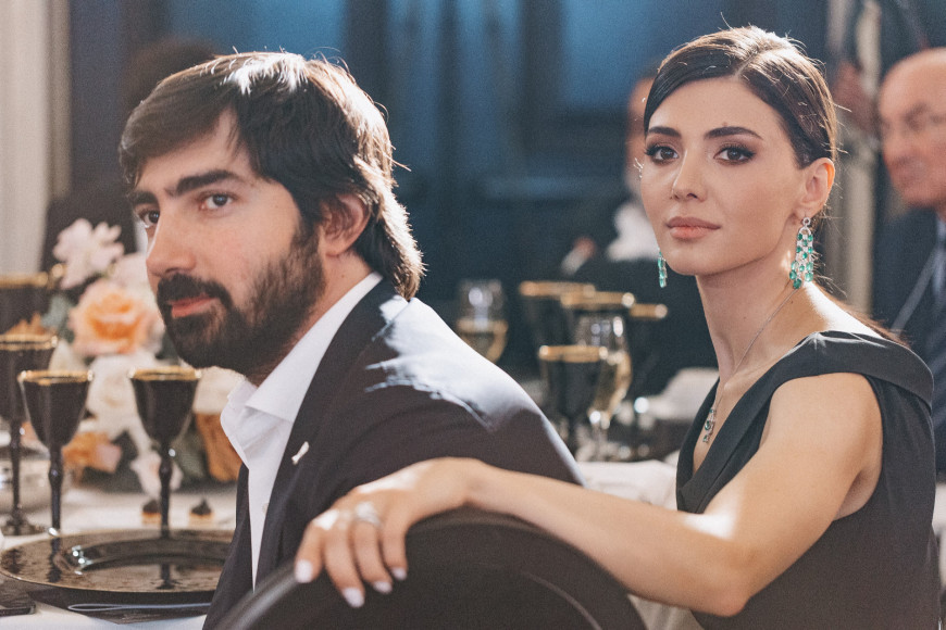 Карен и Анжела Авагумян
