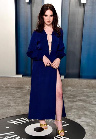 Хари Неф в платье Gucci на афтепати «Оскара»