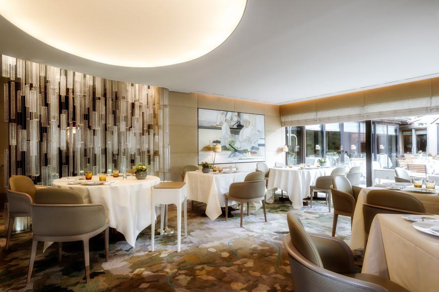 Ресторан «L'Auberge de l'Ill», Ильяэзерн, Франция