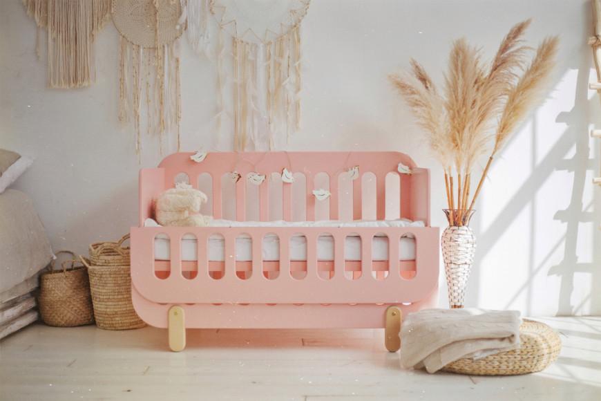 Коллекция детских кроватей Baby Chipak