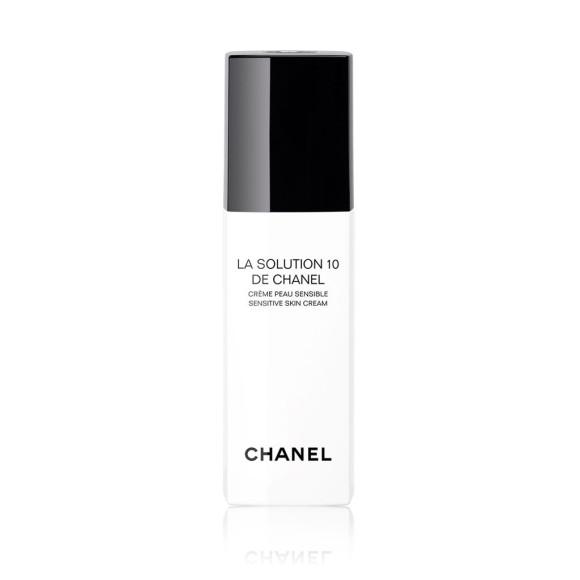 Крем для чувствительной кожи лица LA SOLUTION 10 DE CHANEL