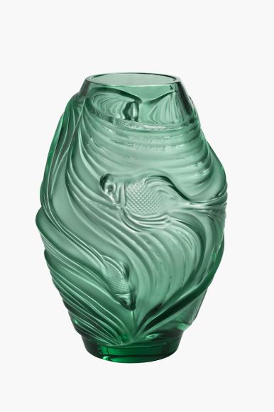 Средняя ваза «Бойцовские рыбки»