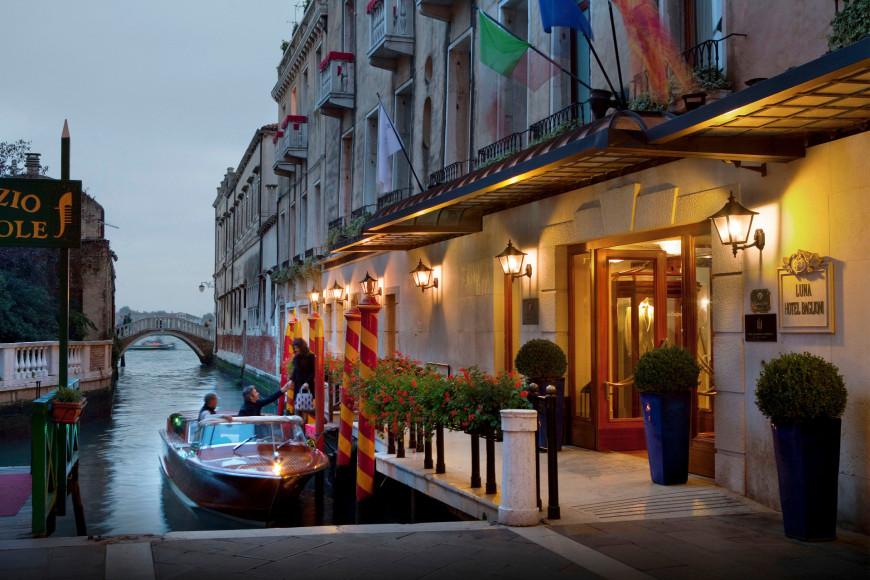 Отель Baglioni Hotel Luna, Венеция