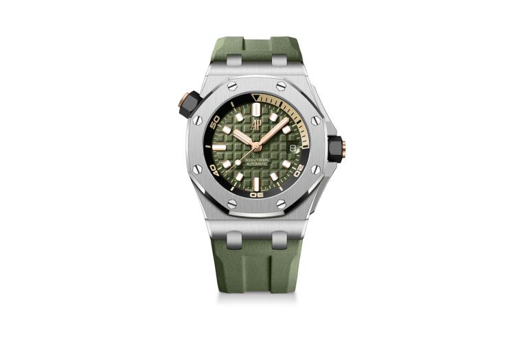 Часы Royal Oak Offshore Diver, Audemars Piguet