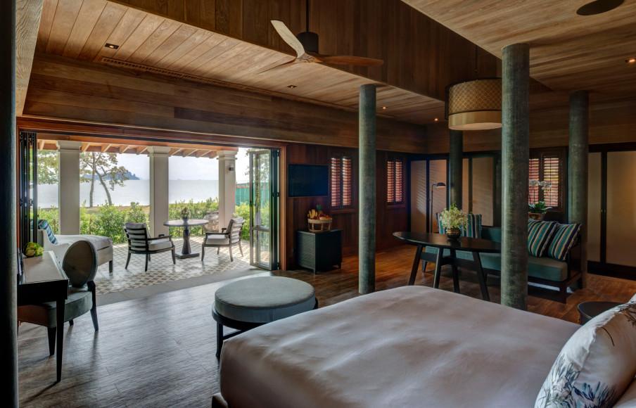 Спальня на вилле(ANI Private Resorts Thailand)