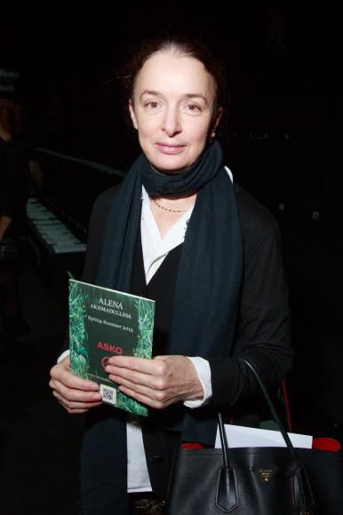 Алена Исаева, шеф-редактор Numero