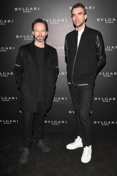 Daniel Arsham и Alex Mustonen