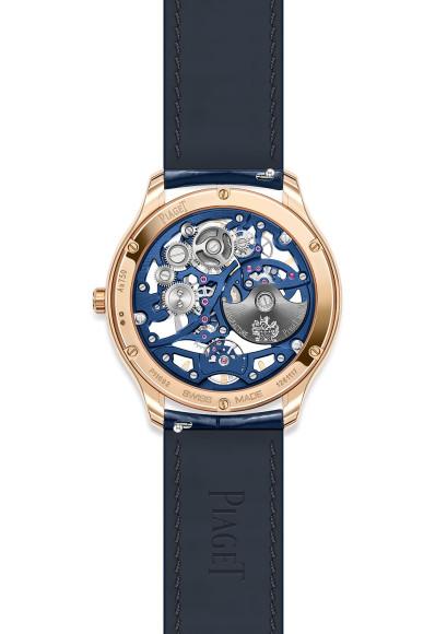 Часы Piaget Polo Skeleton (вил сзади)