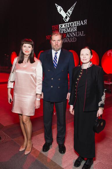 Татьяна Сахокия, Алексей и Дарья Ананьевы