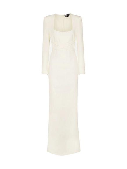 Платье Tom Ford, 160 000 руб. (yoox.com)