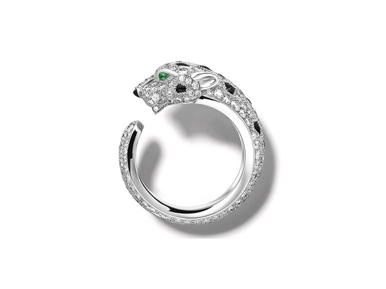 Кольцо La Panthere, Cartier