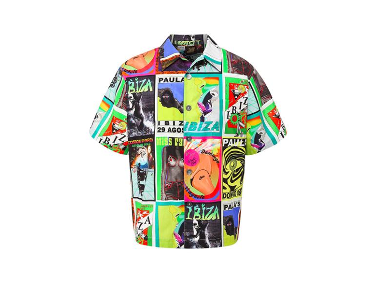 Мужская рубашка Loewe Paula's Ibiza, 39 150 руб. (tsum.ru)