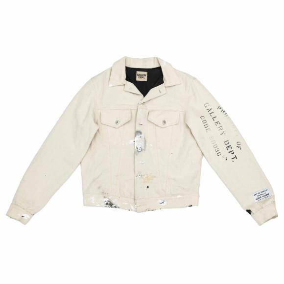 Джинсовая куртка Lanvin x Gallery Dept, Lanvin, 132500 руб. (ЦУМ)