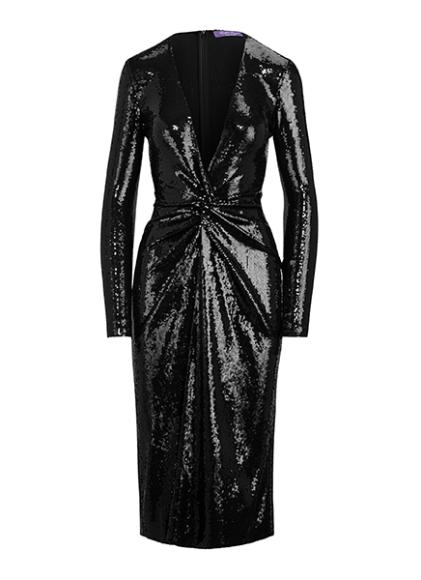 Платье Ralph Lauren, $897 (modaoperandi.com)