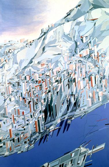 «The Peak» Гонконг, 1982-83 г.
