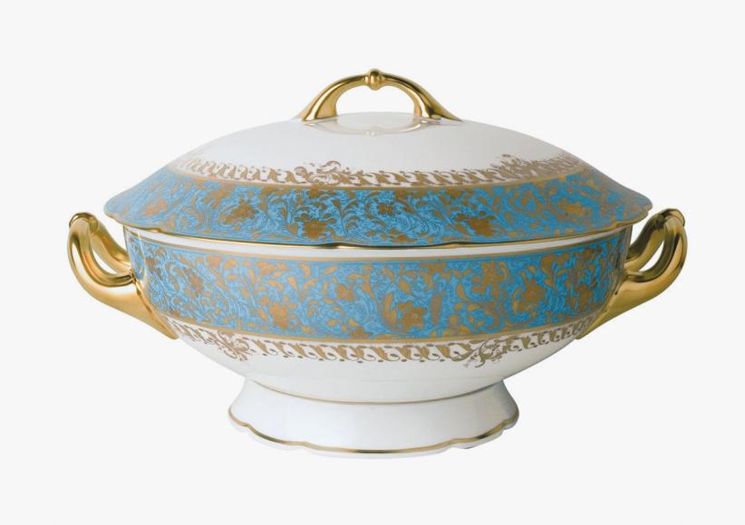 Супница Eden Turquoise, Bernardaud, 199 500 руб.