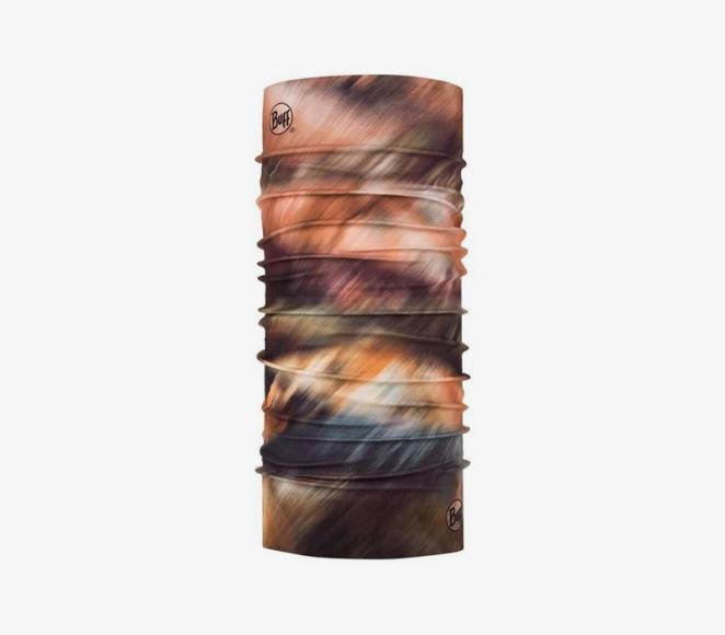 Бандана Универсальный аксессуар, который можно носить самыми разными способами — как повязку на голову или резинку для хвоста, шарф или маску от пыли. В горах он защитит вас от солнца, ветра и пыли.