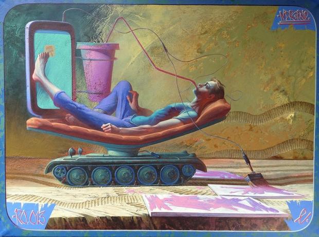Егор Кошелев. «Труд и отдых», 2013