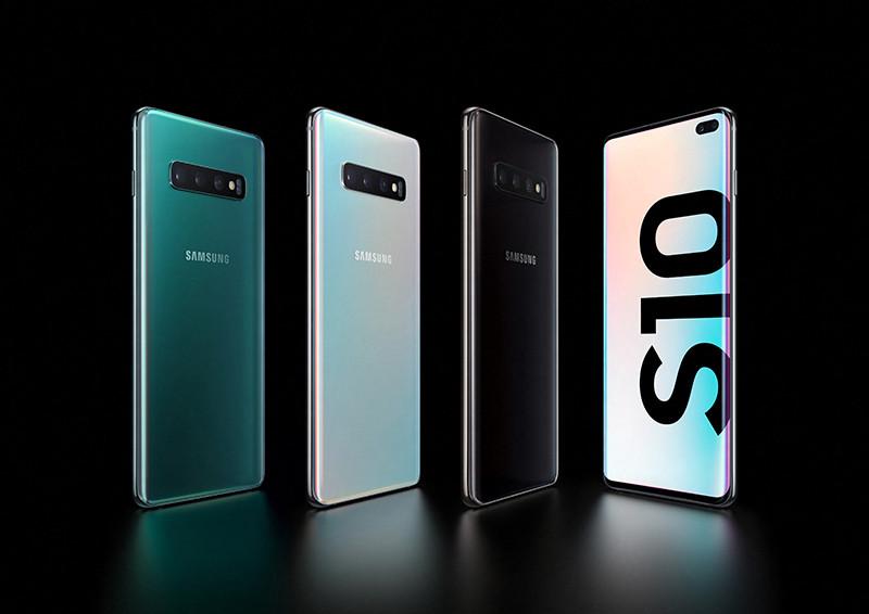 Galaxy S10+ combo