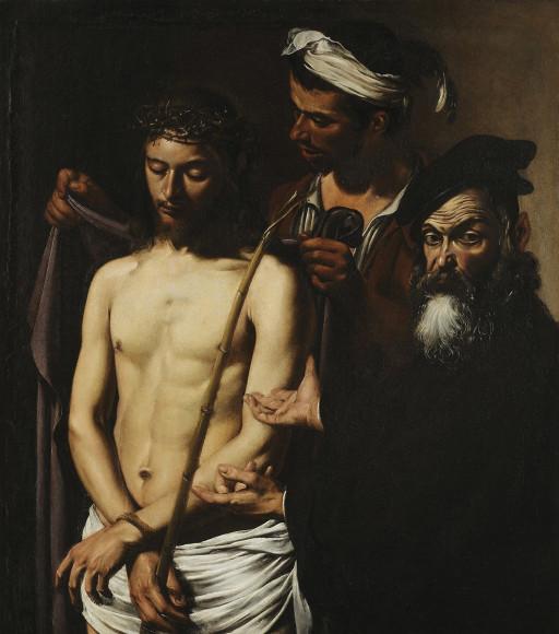 Michelangelo Merisi, dit Caravage, Ecce Homo