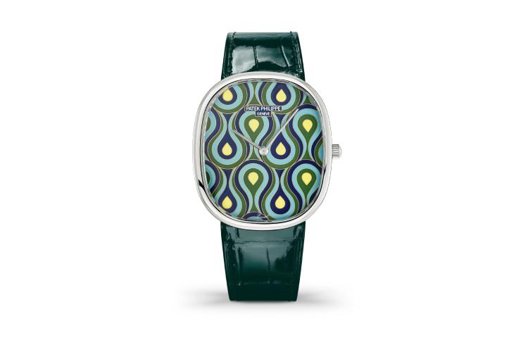 Часы Golden Ellipse Haut Artisanat (Ref 5738), Patek Philippe
