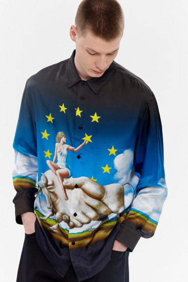 Рубашка MISBHV