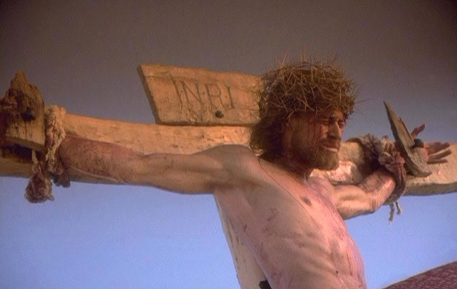 Кадр из фильма «Последнее искушение Христа»