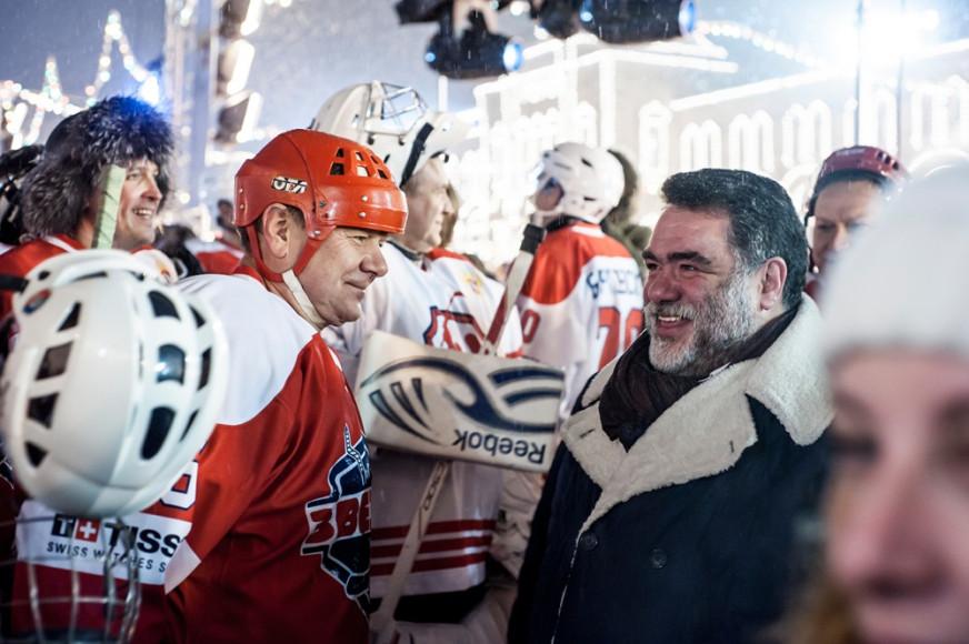 Игорь Бутман и Михаил Куснирович