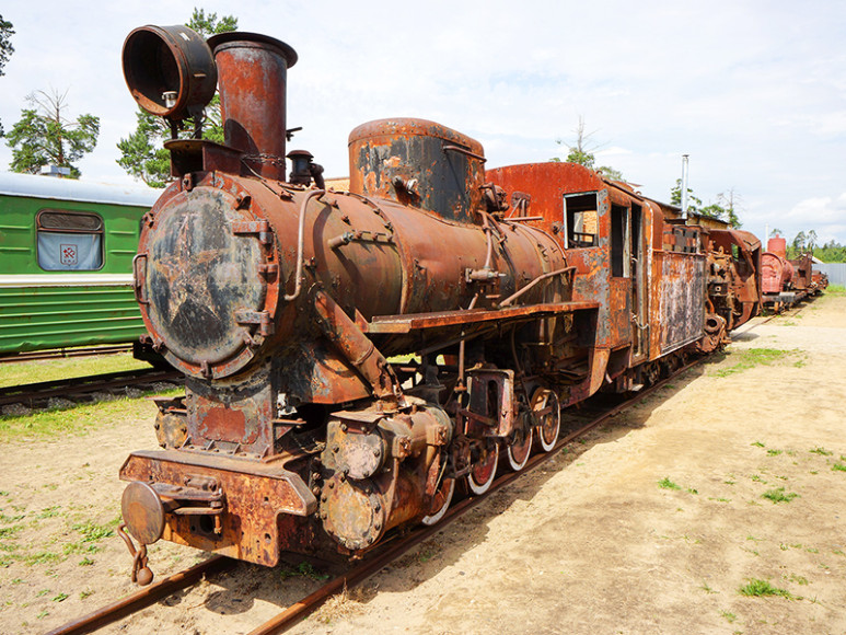 Фото: пресс-служба Музея паровозов