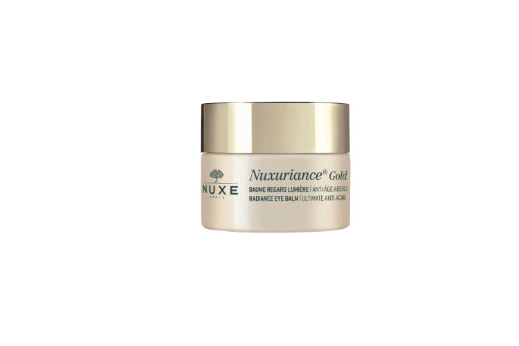 Антивозрастной разглаживающий бальзам для кожи контура глаз Nuxuriance Gold, Nuxe