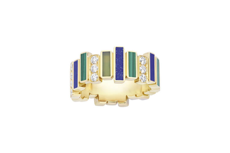 Кольцо Gem Dior, Dior Joaillerie, 1 200 000 руб. (Dior)
