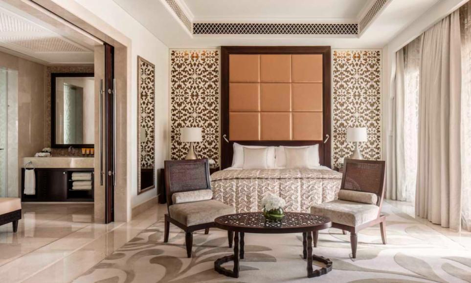 Спальняна вилле, отель One&Only The Palm (Дубай)