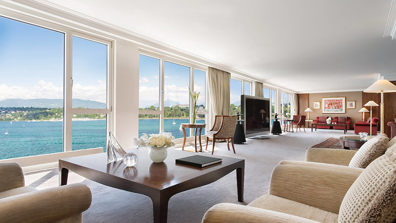 Фото: President Wilson Hotel