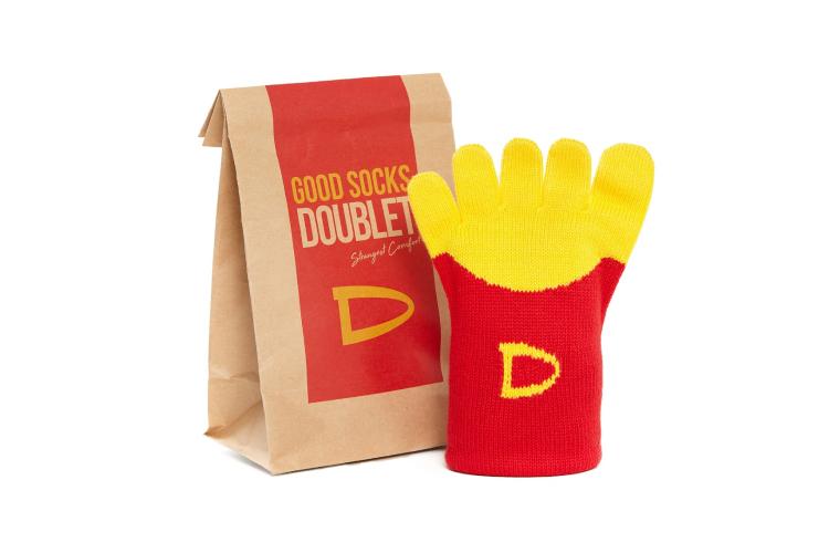 Носки Doublet, 9400 руб. (КМ20)