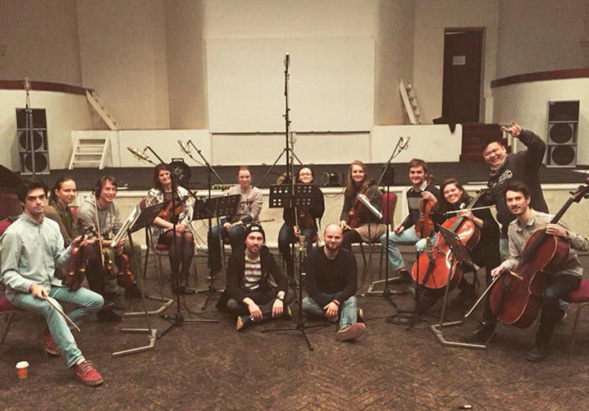 Группа All In Orchestra