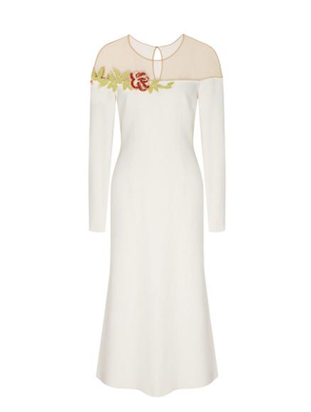 Платье Alena Akhmadullina, 129 900 руб. (alenaakhmadullina.ru)
