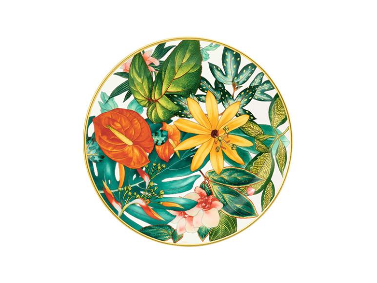 Десертная тарелка Passifolia, Maison Hermès