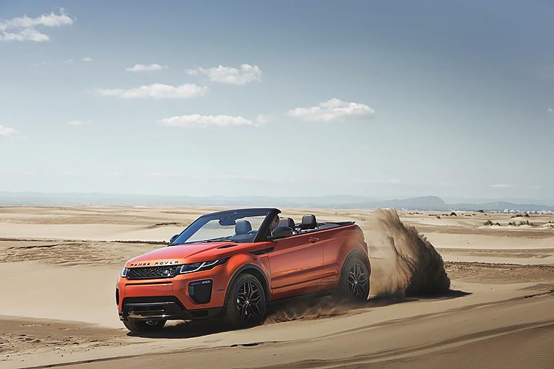 Фото: Range Rover