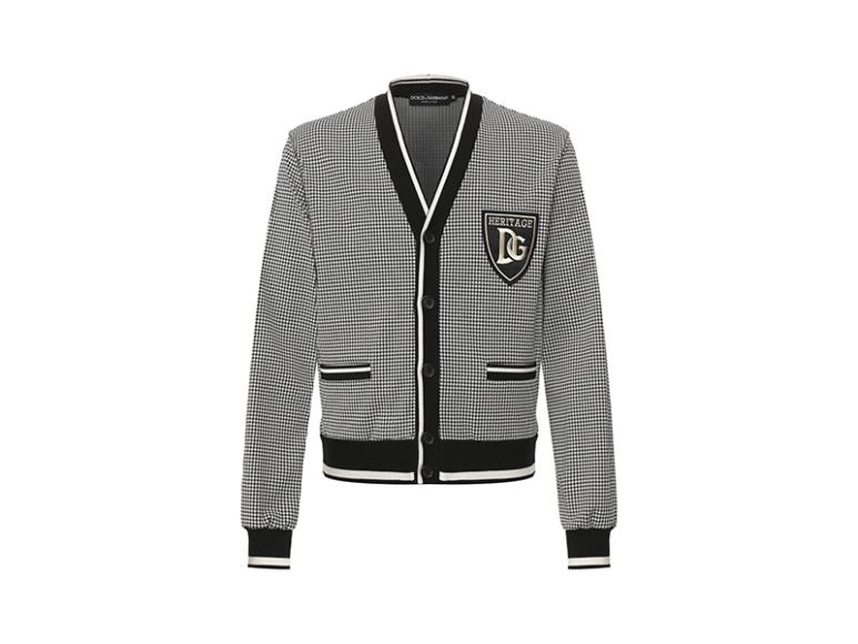 Мужской кардиган Dolce & Gabbana, 63150 руб. («Барвиха Luxury Village»)