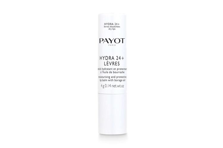 Увлажняющий защитный стик для губ с маслом огуречника Hydra 24+, Payot
