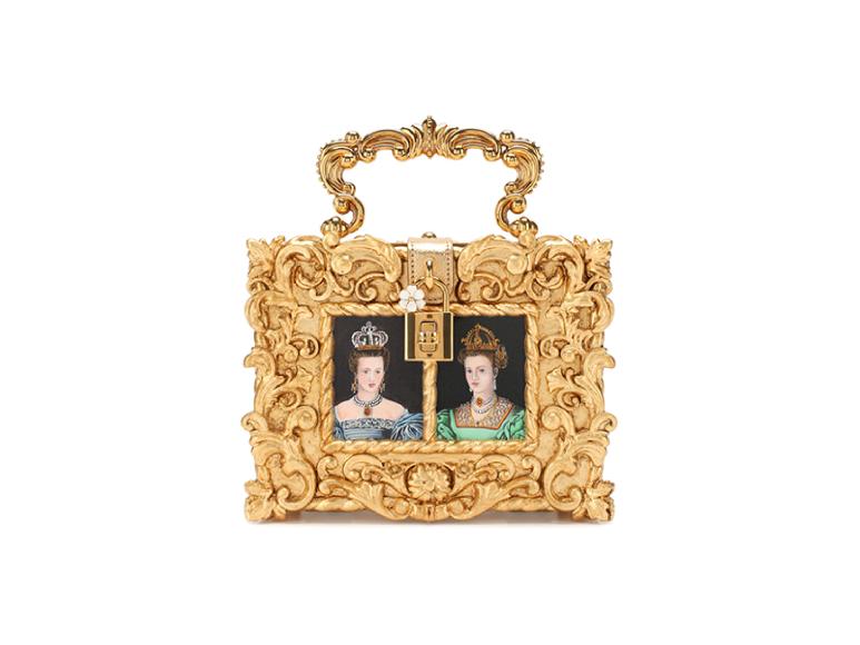 Сумка Dolce & Gabbana, 468 000 руб. (ЦУМ)
